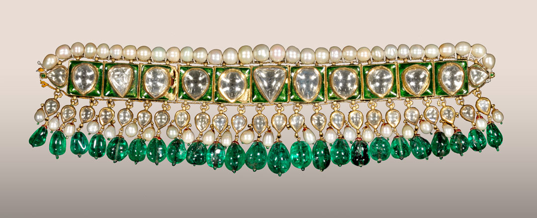 Choker Necklace, 18th or 19th century