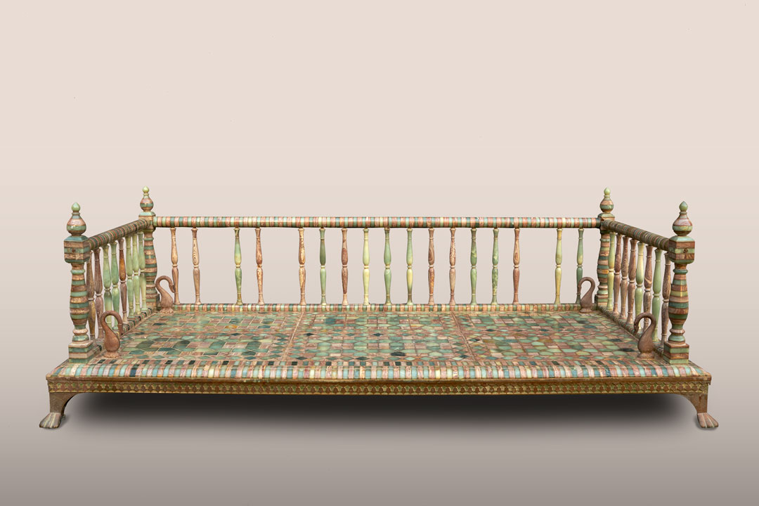 Jhula (Swing), late 19th century